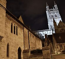 Gloucester Cathedral by forestspadge