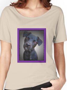 Cute Puppy Women's Relaxed Fit T-Shirt