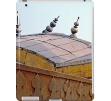 Agra Fort Roof  iPad Case/Skin