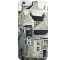 The Sea Front, Staithes iPhone Case/Skin