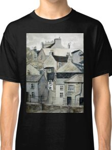The Sea Front, Staithes Classic T-Shirt