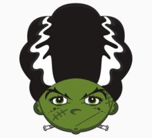 Bride of Frankenstein Kids Tee