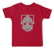 Geek Shirt #1 Cyberman Grey Kids Tee