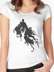 """""""Expecto patronum"""" Women's Fitted Scoop T-Shirt"""