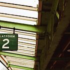 Platform two and no quarters. by ellylucas