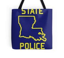 True Detective - Louisiana State Police Tote Bag