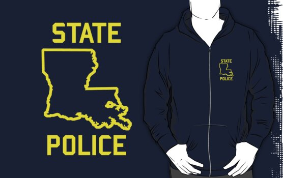 True Detective - Louisiana State Police by lordbiro
