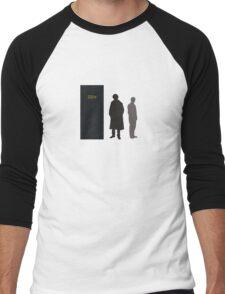 Sherlock Holmes and Dr. Watson Men's Baseball ¾ T-Shirt