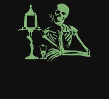 Absinthe Skeleton v2 Unisex T-Shirt