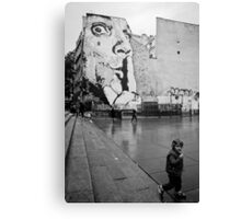 Naughty... Canvas Print