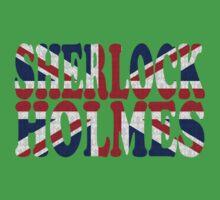 Sherlock Holmes Jack Kids Clothes