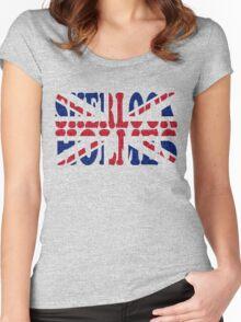Sherlock Holmes Jack Women's Fitted Scoop T-Shirt