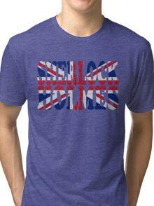 Sherlock Holmes Jack Tri-blend T-Shirt