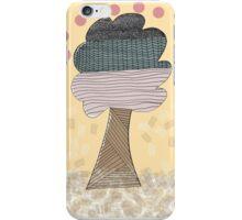 Pattern tree iPhone Case/Skin