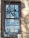 Old Window by Susan S. Kline