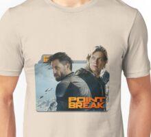 utah and bodhi point break 2015 Unisex T-Shirt