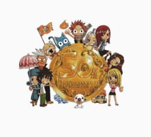 Fairy Tail 50th Aniversary by Magellan