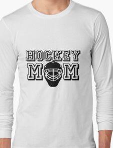 Hockey Mom Long Sleeve T-Shirt