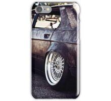 BMW Rat Rod iPhone Case/Skin