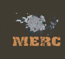 Mercenary by inkredible