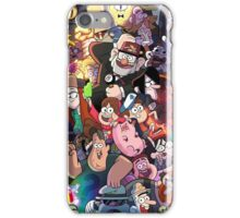 Waiting for the last chapter of gravity falls iPhone Case/Skin