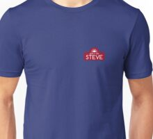 Steve Nametag Unisex T-Shirt