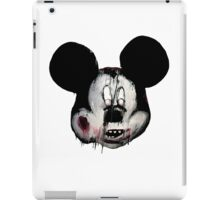 Zombie Mickey iPad Case/Skin