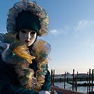 Venetian Carnival: Admiral of Carnival  by zinchik