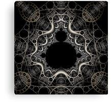 Neural Net II Canvas Print