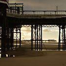 North Pier, Blackpool by Nicholas Coates