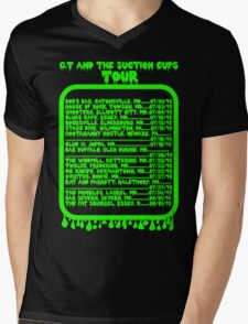 GT and the Suction Cups Tour Mens V-Neck T-Shirt