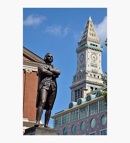 Boston 1 Photographic Print