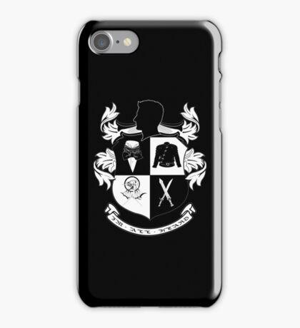 Armitage Army CoA -black background-  iPhone Case/Skin