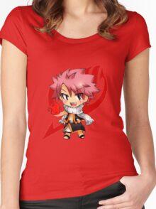 Natsu Women's Fitted Scoop T-Shirt
