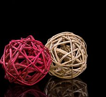 Decoration balls by Tom Klausz