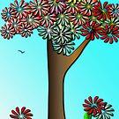 Spring Colours by IrisGelbart