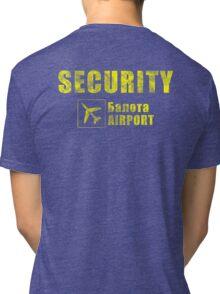Balota Airport Security Tri-blend T-Shirt