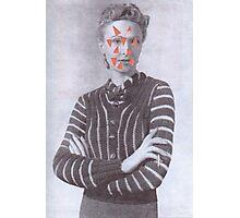 Cut. Photographic Print