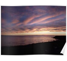 PEI Sunset 1 Poster