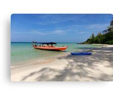Koh Kong Island - Paradise Canvas Print