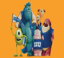 monster university by Kim  golov