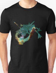 Rayquaza nebula T-Shirt