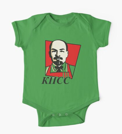 Colonel Lenin / Ленин КПСС One Piece - Short Sleeve