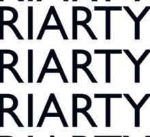 Moriarty Lives / #MORIARTYLIVES Sticker