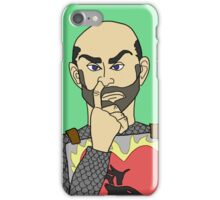 Stannis the Nose-Picker iPhone Case/Skin