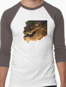 A dragon slayer? Men's Baseball ¾ T-Shirt