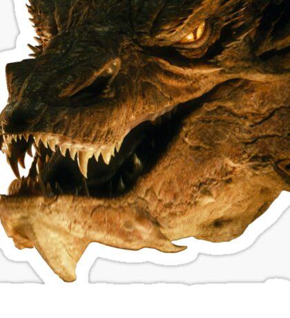 A dragon slayer? Sticker