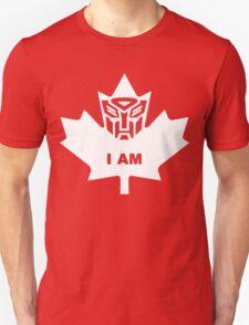 I AM!  Canadian Autobot T-Shirt