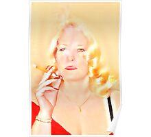 Elegant Madam Poster