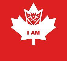 I AM! Canadian Decepticon Unisex T-Shirt